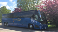 Motor Coach Drivers Wanted