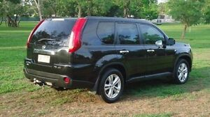 2011 Nissan X-Trail T31 Series IV TS Black 6 Speed Manual Wagon Winnellie Darwin City Preview