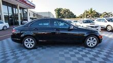 2008 Mercedes-Benz C220 CDI W204 Classic Black 5 Speed Automatic Sedan Alfred Cove Melville Area Preview