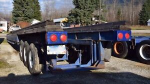 1999 Boat Trailer FOR SALE for hauling pontoon boats Revelstoke British Columbia image 2