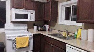 March 1 ---Large room in home on Blatch Avenue