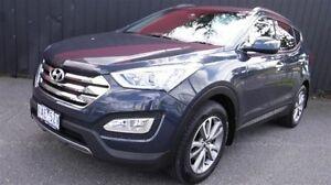 2013 Hyundai Santa Fe DM Elite CRDi (4x4) Grey 6 Speed Automatic Wagon Moorabbin Kingston Area Preview