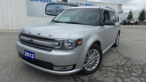 2013 Ford Flex SEL | AWD | Lthr | Moon | Navi