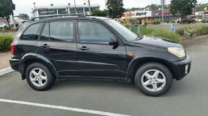 2002 Toyota RAV4 Cruiser - Manual - Sunroof - Rego - Driveaway Cleveland Redland Area Preview