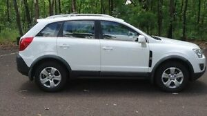 2013 Holden Captiva CG MY13 5 AWD LT White 6 Speed Sports Automatic Wagon Winnellie Darwin City Preview