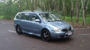 2012 Kia Grand Carnival VQ MY12 SLi Blue 6 Speed Sports Automatic Wagon Winnellie Darwin City Preview