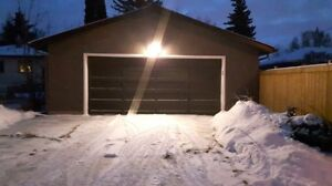 Single Stall Storage for Rent - Double Garage - Central Edmonton