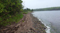 1282 Ft of Frontage on the BrasD'or Lakes for $49,900