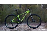 Mountain bike trek x caliber 8 18.5 inch frame 2016 in great condition