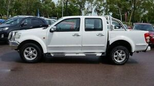 2012 Great Wall V200 K2 MY12 White 6 Speed Manual Utility Winnellie Darwin City Preview