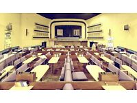 WANTED OLD BINGO HALL/CINEMA FOR WORKING MUSEUM BY CINEMA HERITAGE TRUST ANYWHERE IN UK PLEASE
