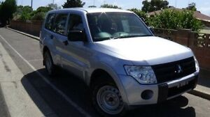 2011 Mitsubishi Pajero NT MY11 GL Silver 5 Speed Manual Wagon Nailsworth Prospect Area Preview