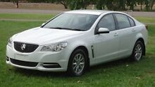 2014 Holden Commodore VF MY14 Evoke White 6 Speed Sports Automatic Sedan The Narrows Darwin City Preview