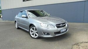 2008 Subaru Liberty B4 MY09 Heritage AWD Silver 4 Speed Sports Automatic Sedan Morwell Latrobe Valley Preview