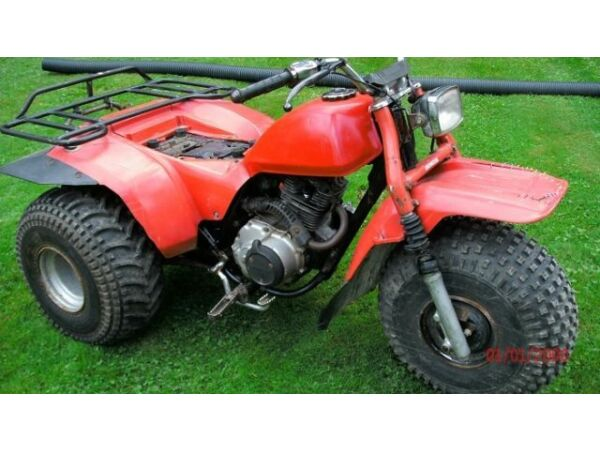 Used 1984 Honda Big Red E