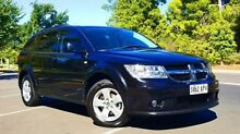 2010 Dodge Journey  Black Automatic Wagon Medindie Gardens Prospect Area Preview