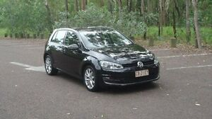 2013 Volkswagen Golf VII 103TSI DSG Highline Black 7 Speed Sports Automatic Dual Clutch Hatchback Winnellie Darwin City Preview