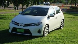 2014 Toyota Corolla ZRE182R Ascent S-CVT White 7 Speed Constant Variable Hatchback Winnellie Darwin City Preview