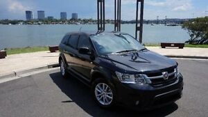 2014 Fiat Freemont JF Base Black Automatic Wagon Concord Canada Bay Area Preview