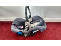 Baby high chair with car seat free