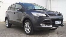 2015 Ford Kuga TF MY15 Trend AWD Grey 6 Speed Sports Automatic Wagon Bundoora Banyule Area Preview