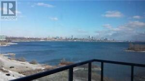 Waterfront Living,1+1Beds,1Bath,59 ANNIE CRAIG DR Toronto
