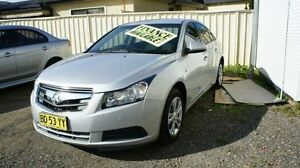 2009 Holden Cruze CDX Silver Automatic Sedan Lansvale Liverpool Area Preview
