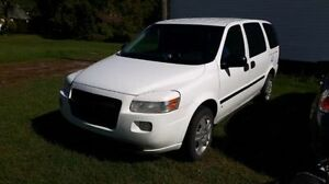 2007 Chevrolet Uplander Fourgonnette, CARGO ***what a deal****