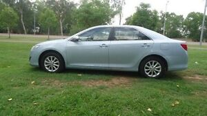 2013 Toyota Camry ASV50R Altise Blue 6 Speed Sports Automatic Sedan Winnellie Darwin City Preview