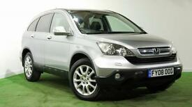 HONDA CR V 2.2 EX CDTI + 8 SERVICE STAMPS + PANORAMIC ROOF + SAT NAV +