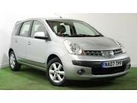 NISSAN NOTE 1.4 SE LOW MILEAGE +FULL SERVICE HISTORY