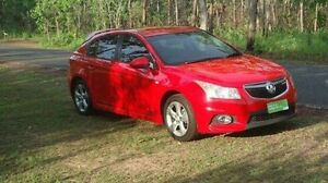 2011 Holden Cruze JH Series II MY12 SRi-V Red 6 Speed Sports Automatic Hatchback Winnellie Darwin City Preview