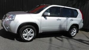 2013 Nissan X-Trail T31 Series 5 ST (FWD) Silver Continuous Variable Wagon Moorabbin Kingston Area Preview