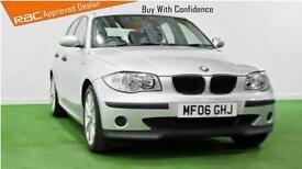 2006 (06) BMW 1 SERIES 118d ES