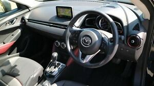 2016 Mazda CX-3 DK4WSA sTouring SKYACTIV-Drive AWD Blue 6 Speed Sports Automatic Wagon Wilson Canning Area Preview