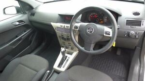 2008 Holden Astra AH MY08.5 60th Anniversary Silver 4 Speed Automatic Hatchback Bundoora Banyule Area Preview