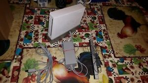 Wii for sale good cond.
