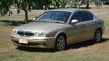 2003 Jaguar X-Type X400 Gold 5 Speed Automatic Sedan The Narrows Darwin City Preview