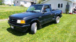 1996 manual Ford Ranger