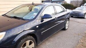 2007 Saturn Aura Sedan
