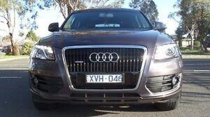 2010 Audi Q5 8R MY11 TDI S tronic quattro Grey 7 Speed Sports Automatic Dual Clutch Wagon Bundoora Banyule Area Preview