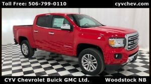 2018 GMC Canyon 4WD SLT