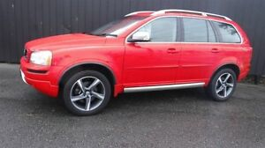 2013 Volvo XC90 MY13 3.2 R-Design Passion Red 6 Speed Automatic Geartronic Wagon Moorabbin Kingston Area Preview