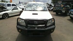2008 Toyota Hilux KUN26R MY08 SR White 5 Speed Manual Cab Chassis Coopers Plains Brisbane South West Preview