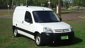 2009 Citroen Berlingo II - M59 White 5 Speed Manual Van Winnellie Darwin City Preview