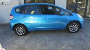 2010 Honda Jazz GE GLI Limited Edition Blue 5 Speed Manual Hatchback West Croydon Charles Sturt Area Preview