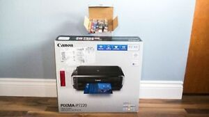 Canon Pixma Photo Printer (With Extra Ink)