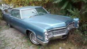 1965 1966 Cadillac Deville Eldorado Parts