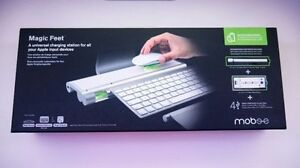 Mobee Magic Feet for Apple Keyboard & Mouse