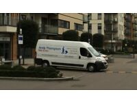 CROSS CHANNEL MAN AND VAN FOR SMALL HOUSE REMOVALS FROM NORTHERN IRELAND TO ENGLAND AND WALES